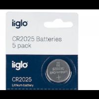 CR2025 - Batteri Iiglo