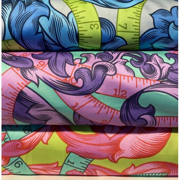 Tula Pink - Home Made BAKSTYKKESTOFF 108 ''