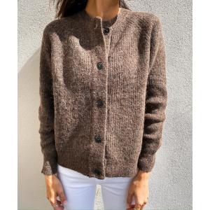 Lulu Knit Short Cardigan - Dachshund