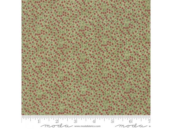 Marchés De Noel berries green
