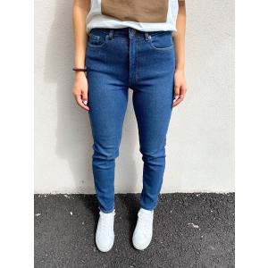 Astrid Slim Jeans - Denim Blue