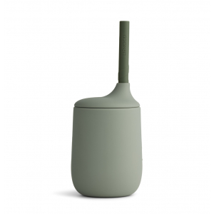 LIEWOOD - ELLIS SIPPY CUP FAUNE GREEN/HUNTER GREEN MIX
