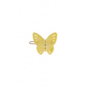 Bon Dep - Hårspenne - Butterfly clip Light Yellow