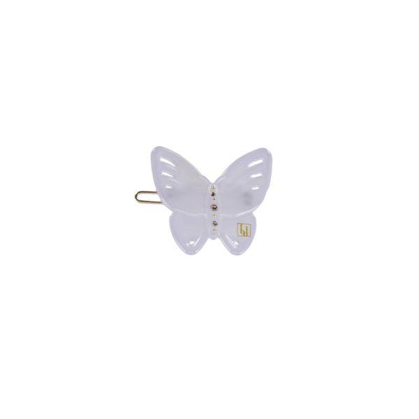 Bon Dep - Hårspenne - Butterfly clip Lavendel