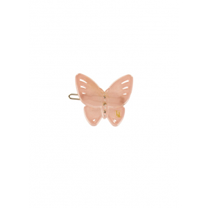 Bon Dep - Hårspenne - Butterfly clip Pink