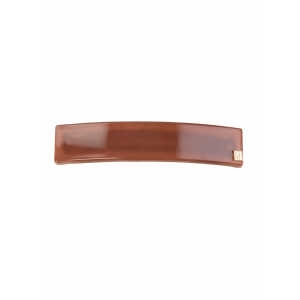Bon Dep - Hair clip 9cm Chestnut