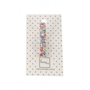 Bon Dep - Hårspenne - Liberty - Chamomille pink