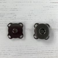 Magnetknapp sort