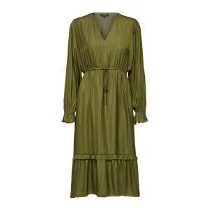 Callie-Damina Midi Dress