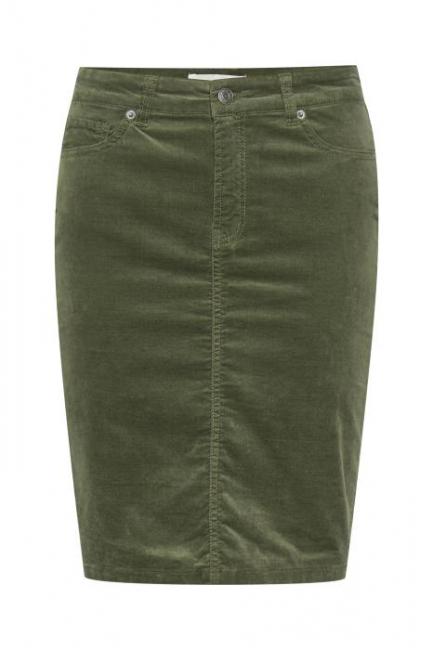 Tille Skirt Beetle Green