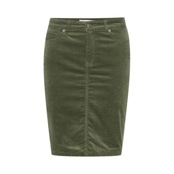 Tille Skirt Beetle Green