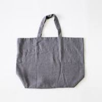 Linen bag Dark Grey