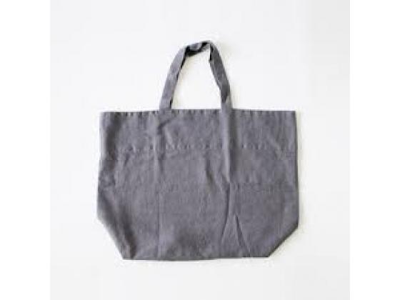 Linen bag Dark Grey