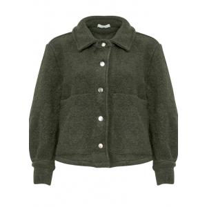Viksa jakke kort grønn