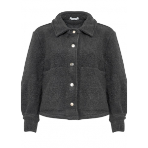 Viksa jakke kort svart