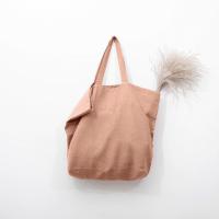 Linen bag Cafe Cream