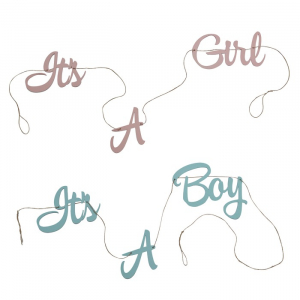 Its a girl/boy heng B21 H100 pink/blue