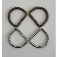 D - ringer i Gull , Sølv og Oxydert  30 mm - 50 mm