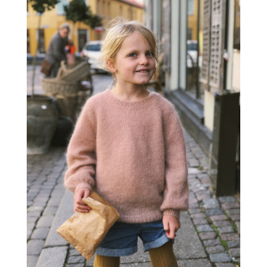 Novice  Sweater Junior Mohair Edition