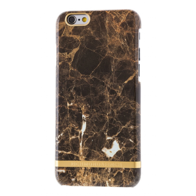 BROWN MARBLE IPHONE 6/6S