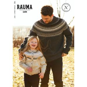 Hefte Rauma Garn - 336 Spiret Familie