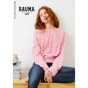 Hefte Rauma Garn - 284 Alpaca Silk Dame