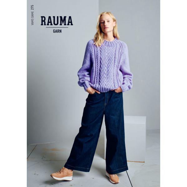 Hefte Rauma Garn - 275 Vams Dame