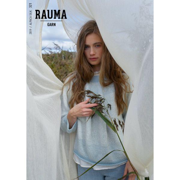 Hefte Rauma Garn - 321 Alpaca Silk dame