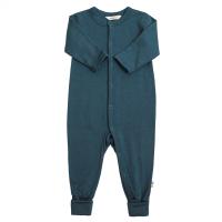 Petrol Joha Merinoull Single Wool Jumpsuit