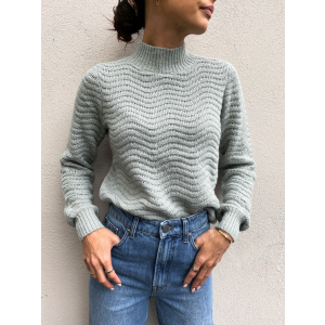 Bentrice Pullover - Grey Lily