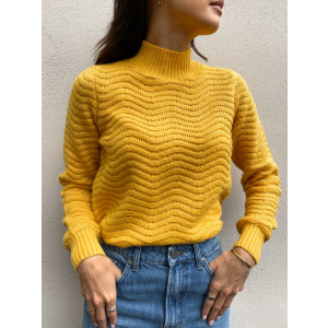 Bentrice Pullover - Old Gold