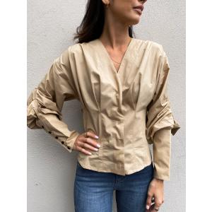 Addison Shirt Ginger Root