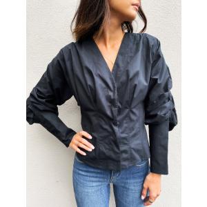 Addison Shirt Black