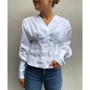 Addison Shirt White