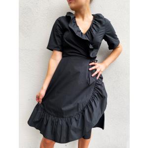 Nitula Wrap Dress