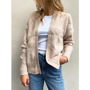 Structure Knit cardigan