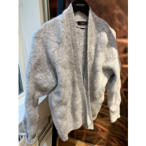 Sif Structure Cardigan