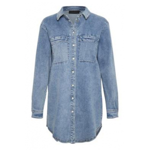 CailyKM Denim Shirt