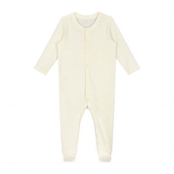 GRAY LABEL - BABY SLEEP SUIT CREME
