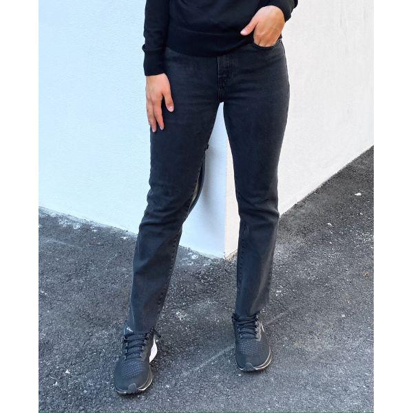 Frida Jeans Rigid Black