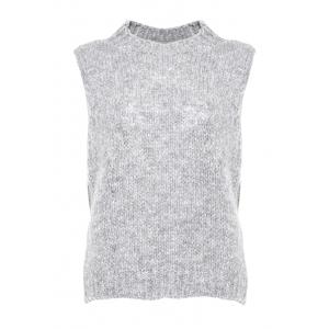 Kala Knit Vest Light Grey