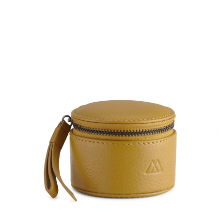 Lova Jewelry Box Grain Small Amber