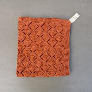 Hazelnut håndkle - UND - Rust