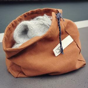 The Original Bag - Dark Copper - Large