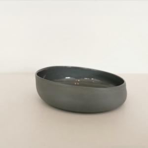 Tapasskål -  Koksgrå - Kvist Porselen