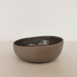 Tapasskål -  Brun - Kvist Porselen