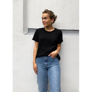 Shani O-Neck T-Shirt - Black