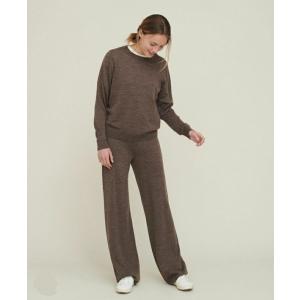 Vera bukse brun