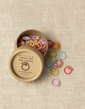 Split Ring Stitch Markers - CocoKnits