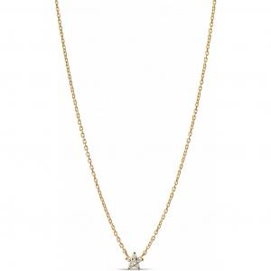 Necklace, Fleur